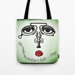 Feeling Odd Tote Bag