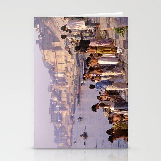 Varanasi India Stationery Cards