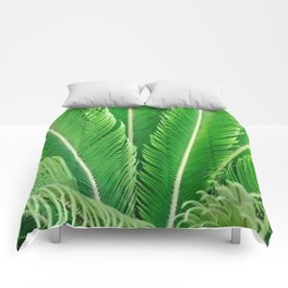 Jurassic Living Beauty Comforters