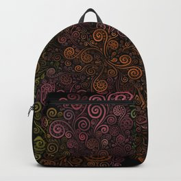 Rose is a rose is a rose.. Backpack