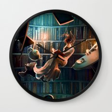 Need more than one life Wall Clock