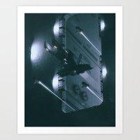 EPOX.01 (everyday 06.19.17) Art Print