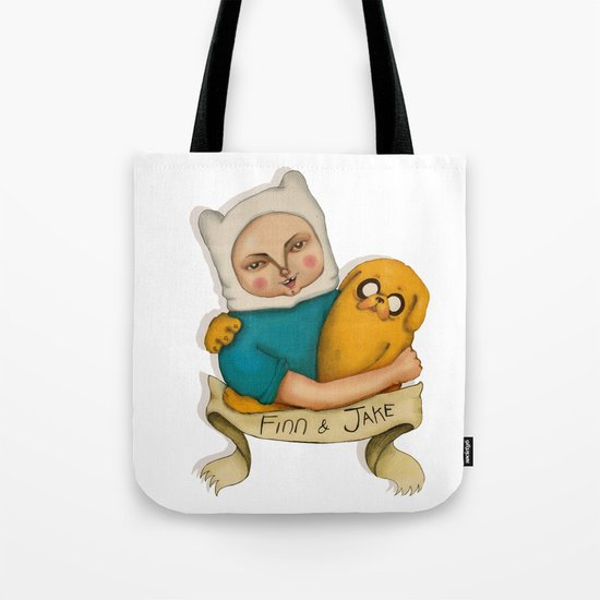 Adventures time! Tote Bag