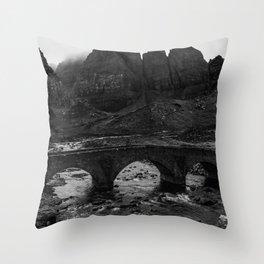 Atreyu Long Live Dan Jacobs Art piece Throw Pillow
