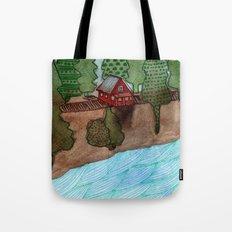 Landscapes / Nr. 8 Tote Bag
