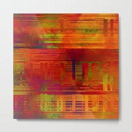 SchematicPrismatic 09 Metal Print