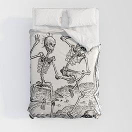Danse Macabre Comforters