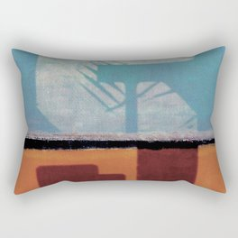 Fibonacci 5 Rectangular Pillow