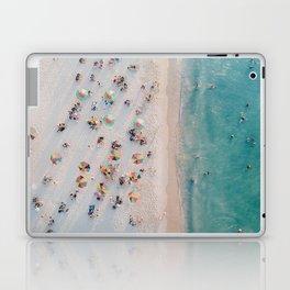 summer beach v Laptop & iPad Skin