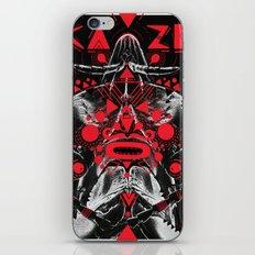 zikazoid iPhone & iPod Skin