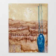 Waif Canvas Print