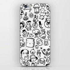 Comic Sans iPhone & iPod Skin
