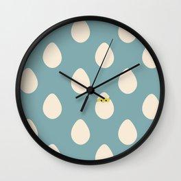 Eggos Wall Clock