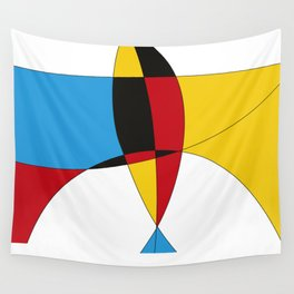 serge-pichii-abstract-00579 Wall Tapestry