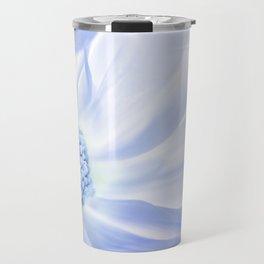 Cosmea Blue 223 Travel Mug