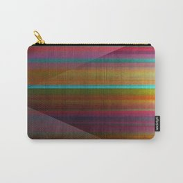 """""""Architecture, Colorful Rainbow"""" by Mar Cantón Carry-All Pouch"""