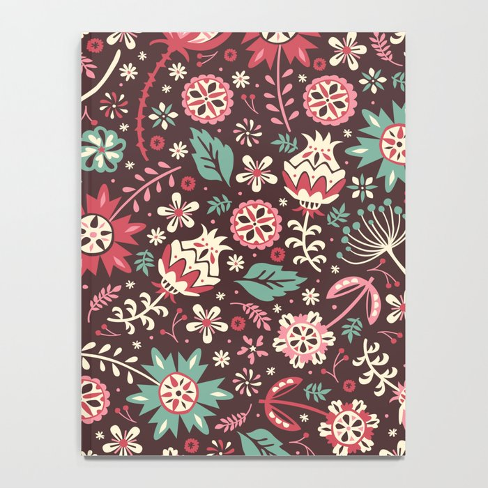 Wallflowers Notebook