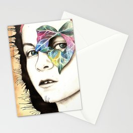 Growing Leafs Stationery Cards