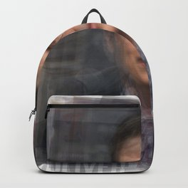 John Oliver Portrait Overlay Backpack