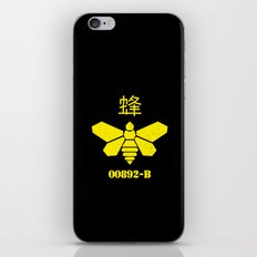 Heisenberg - Breaking Bad 892B Golden Moth iPhone & iPod Skin