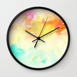 Heartened Wall Clock