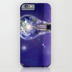 The sun is a light bulb iPhone 6 Slim Case