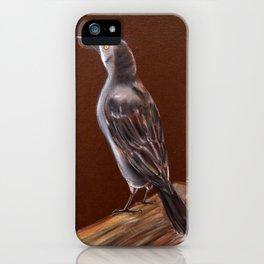 Carib Grackle iPhone Case