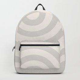 70's Retro Circles Cream - 2 of Series 70's Retro Backpack