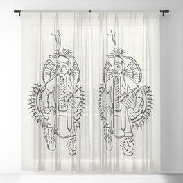 Thunder Sheer Curtain