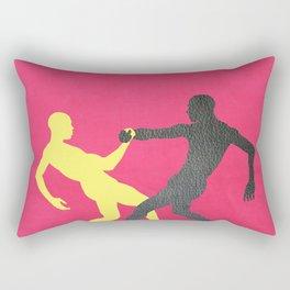 Duel Rectangular Pillow