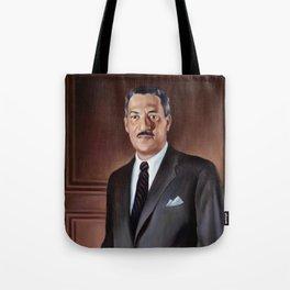 Thurgood Marshall Painting - Betsy Graves Reyneau Tote Bag