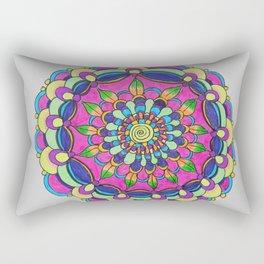 Balancing Imperfection of perfection Rectangular Pillow