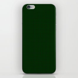 Graham Tartan iPhone Skin