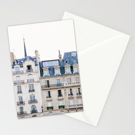 Tres Paris - Travel, Architecture Photography Stationery Cards
