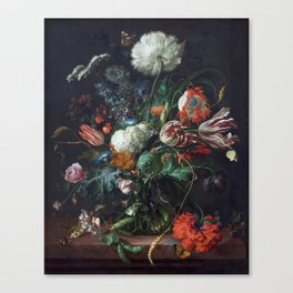 Botanical still life Canvas Print