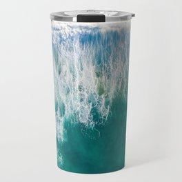 Ocean Fluid Dynamics Travel Mug
