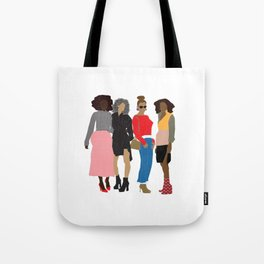 Homecoming Bawse Babes Tote Bag