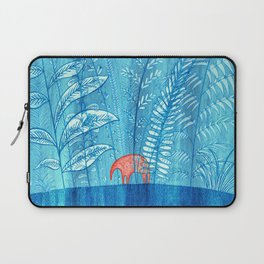 Elephant's blue dream Laptop Sleeve