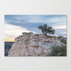 Sunset at North Rim, Grand Canyon National Park Canvas Print