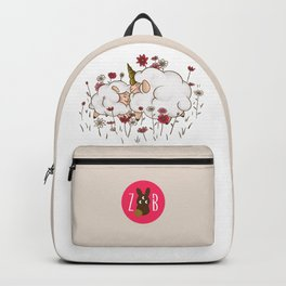 Zoo Bizarre l Sheepicorn Family Time Backpack