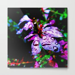 Mood Plant Metal Print