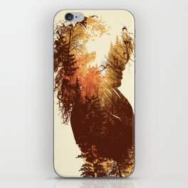 Polish Girl iPhone Skin