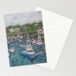 Perkin's Cove Stationery Cards