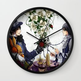 the pact Wall Clock