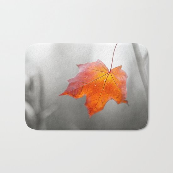 Velvet Autumn Bath Mat