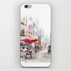 Salzburg2 iPhone & iPod Skin