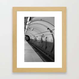 Chicago Loop Framed Art Print