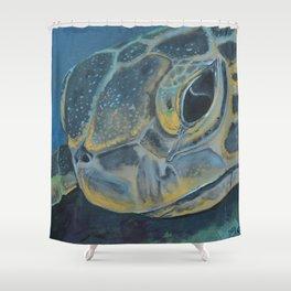 Hawksbill Shower Curtain