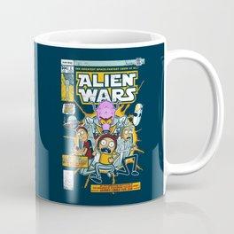 Alien Wars Coffee Mug