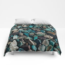 Turquoise & Teal Comforters